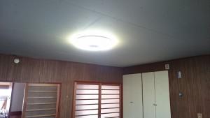 天井の貼り替え(高畠町 リフォーム)